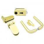 Комплекты дверной фурнитура BRAVO для стеклянных дверей