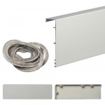 Дверная фурнитура BRAVO для раздвижных стеклянных дверей