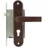Дверная фурнитура BRAVO для входных дверей