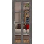 Складные двери BRAVO Эко Шпон Twiggy