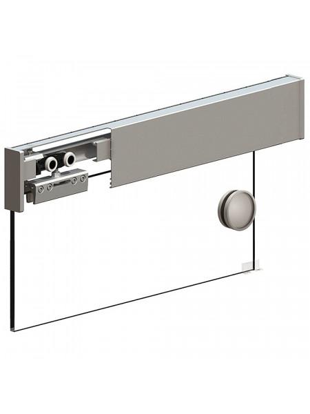 Раздвижная система Herkules Glass 2000, цвет: Серебро