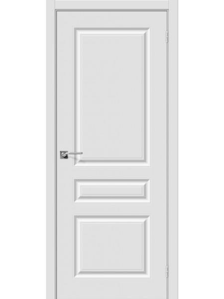 Скинни-14, цвет: П-23 (Белый)