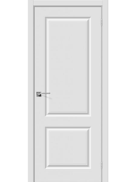 Скинни-12, цвет: П-23 (Белый)