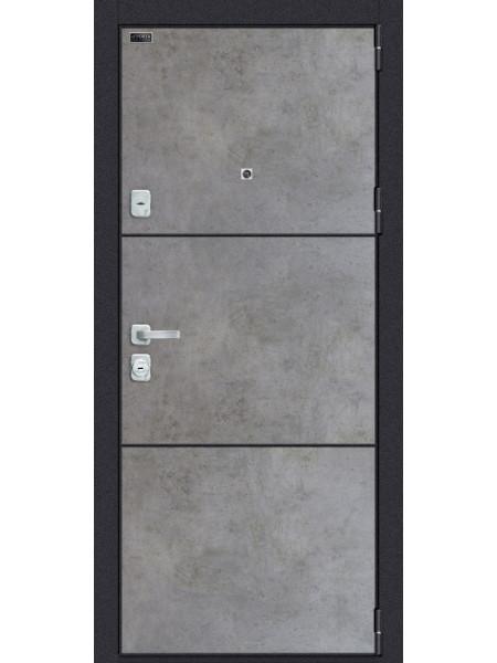 Porta M П50.П50 (AB-4), цвет: Dark Concrete/Angel