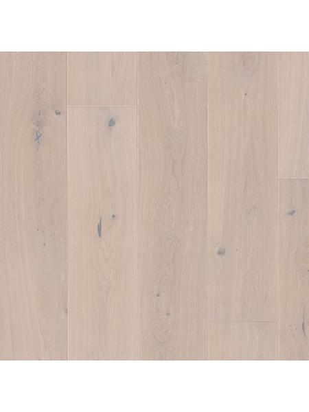 Паркетная доска Boen FP Oak Country t/g 20xx Pearl white ORCX4MFD