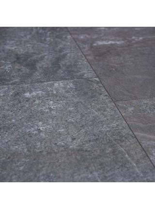 Плитка ПВХ замковая Ceramin Neo 2.0 Stone Mineral Slate 40813 (N520)