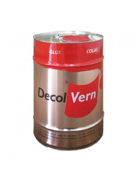 Клей контактный Decol Vern 5л