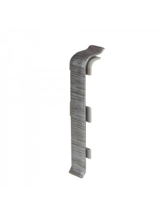 Угол внутренний для плинтуса Arbiton Indo 17 Алюминиум