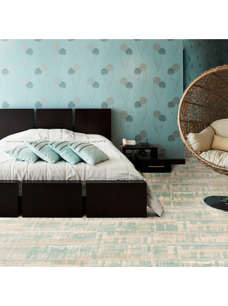 Пробковое покрытие CorkStyle (Коркстайл) Wood XL Color Quartzite Mint замковое