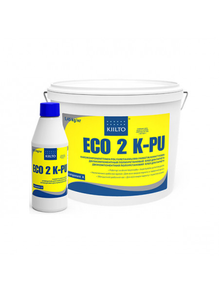 Клей Kiilto ECO 2K-PU 5,45кг +0,55кг
