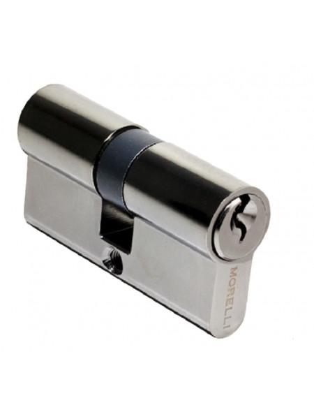 Цилиндр ключевой Morelli 60C BN черный никель