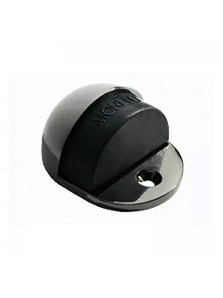 Ограничитель дверной Morelli DS1 BN черный никель