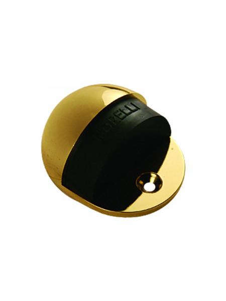Ограничитель дверной Morelli DS1 GP золото