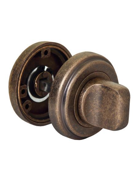 Завертка сантехническая Morelli MH-WC-CLASSIC OMB старая матовая бронза