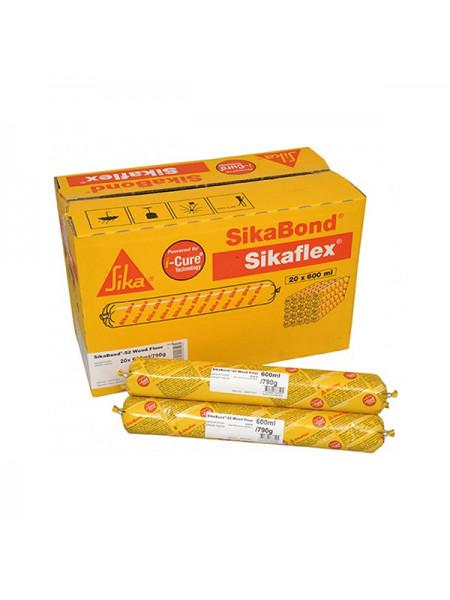 Клей SikaBond-T52FC (Sika Bond T52FC)  600мл (0,768кг)