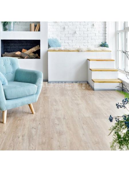 Каменно-полимерный ламинат (ПВХ) Alpine Floor Classic ECO 106-3 Дуб Ваниль Селект