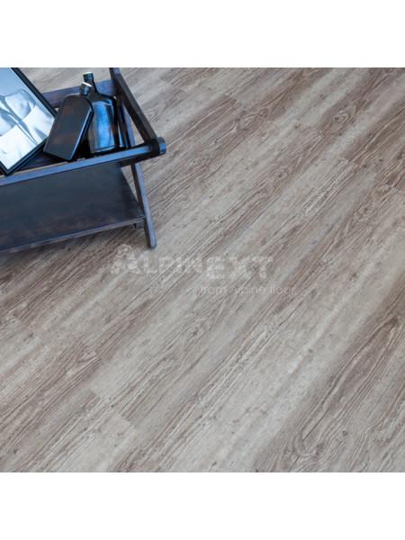 Каменно-полимерный ламинат (ПВХ) Alpine Floor Classic ECO 140-8 Клен
