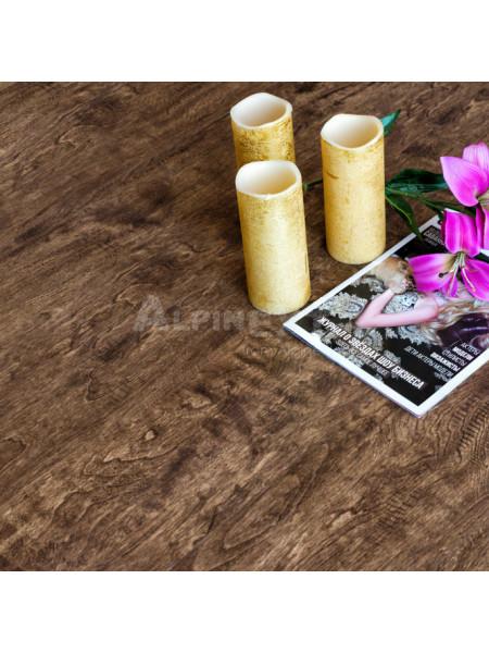 Каменно-полимерный ламинат (ПВХ) Alpine Floor Classic ECO 177-8 Дуб Антик
