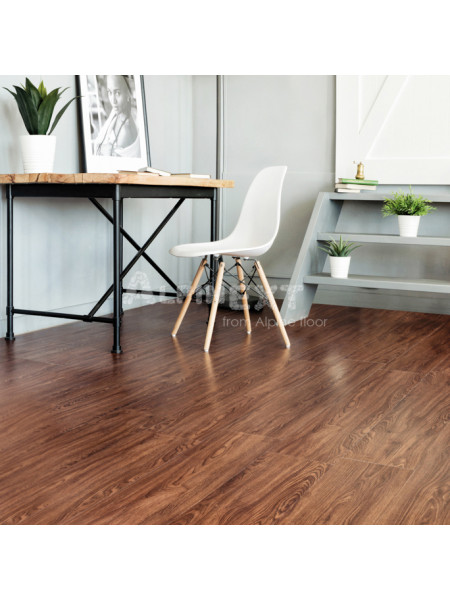 Каменно-полимерный ламинат (ПВХ) Alpine Floor Classic ECO 106-9 Дуб Брют