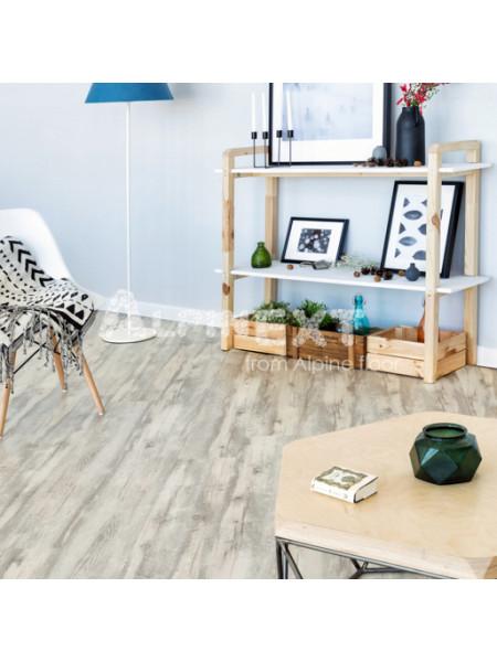 Каменно-полимерный ламинат (ПВХ) Alpine Floor Classic ECO 107-8 Акация Click