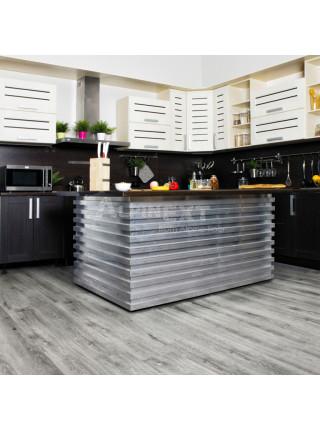 Каменно-полимерный ламинат (ПВХ) Alpine Floor Classic ECO 134-5 Ясень Серый