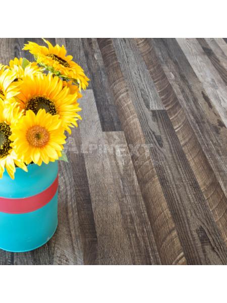 Кварц-виниловая плитка (ПВХ) Alpine Floor Easy Line ECO 3-11 Орех Состаренный