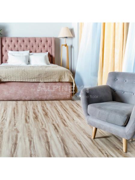 Каменно-полимерный ламинат (ПВХ) Alpine Floor Real Wood ECO 2-8 Клен Канадский