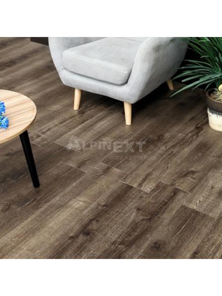 Каменно-полимерный ламинат (ПВХ) Alpine Floor Real Wood ECO 2-3 Дуб Vermont