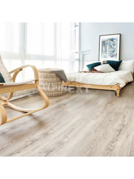 Кварц-виниловый ламинат (ПВХ) Alpine Floor Sequoia ECO 6-5 Секвойя Серая