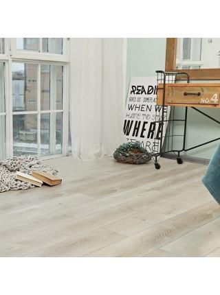 Кварц-виниловый ламинат (ПВХ) Alpine Floor Premium XL ECO 7-2 Дуб Белая Ночь