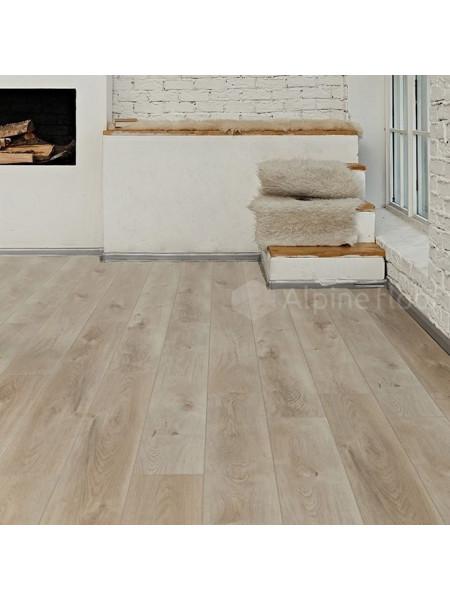 Кварц-виниловый ламинат (ПВХ) Alpine Floor Premium XL ECO 7-5 Дуб Натуральный Отбеленный