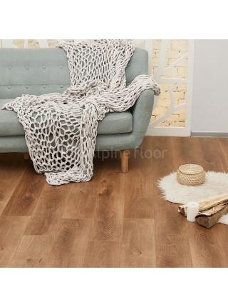 Кварц-виниловый ламинат (ПВХ) Alpine Floor Premium XL ECO 7-7 Дуб Насыщенный