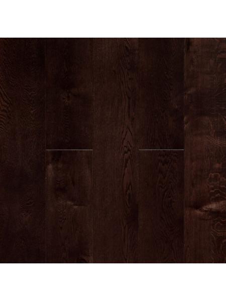 Массивная доска Amber Wood (Амбер Вуд) Дуб Кофе браш
