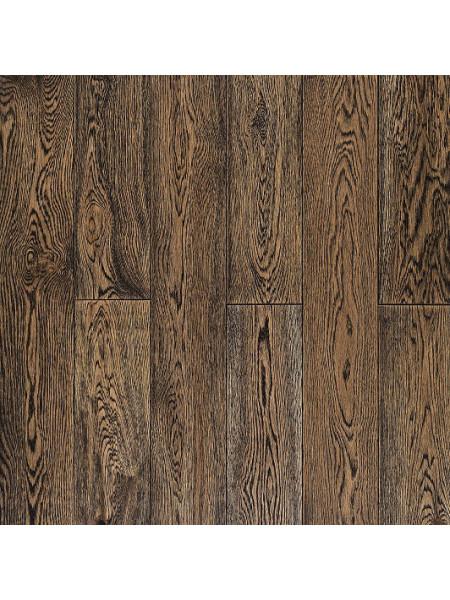 Массивная доска Amber Wood (Амбер Вуд) Дуб Коттедж браш