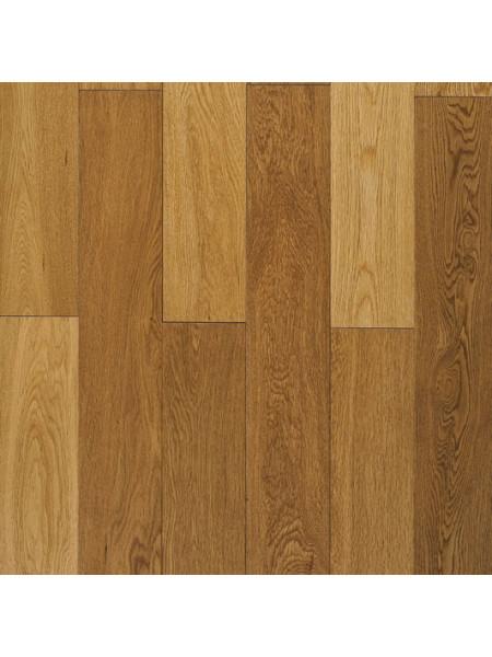 Массивная доска Amber Wood (Амбер Вуд) Дуб Натур браш