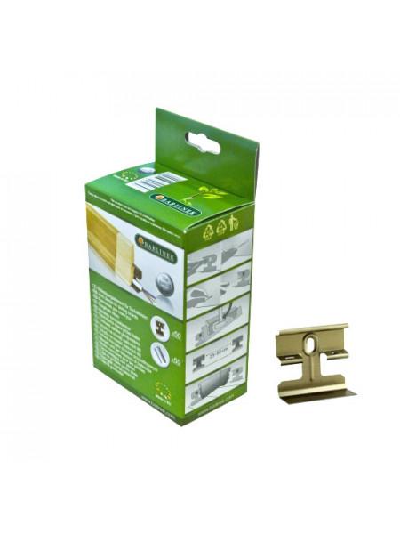 Крепеж для плинтуса Barlinek (Барлинек) упаковка 50 шт. (клипсы+дюбели+саморезы)