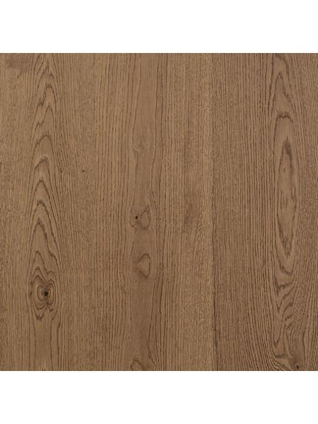 Паркетная доска Befag (Бефаг) Дуб Натур темно-коричневый однополосная