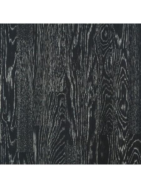 Паркетная доска Befag (Бефаг) Дуб Натур black Berlin, тонировка, выщелочивание, браш, трехполосная