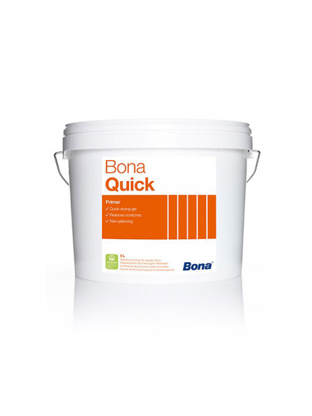 Гель-шпатлевка Bona Quick (Gel) 5л