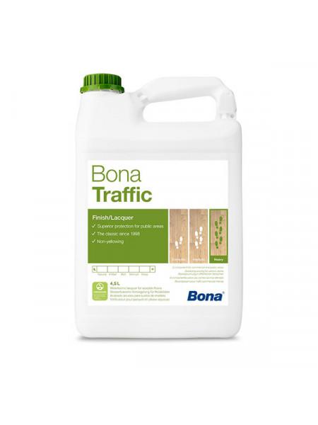 Лак Bona (Бона) Traffic (Трэффик) 2K мат. 4,95 л
