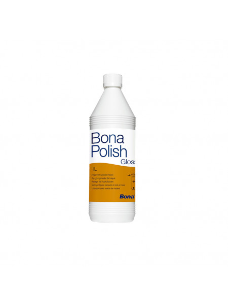 Средство по уходу Bona (Бона) Polish Gloss (Полиш глянец) 1л