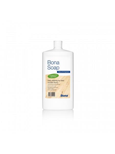 Очиститель для масляных полов Bona (Бона) Soap (Соап) 1л