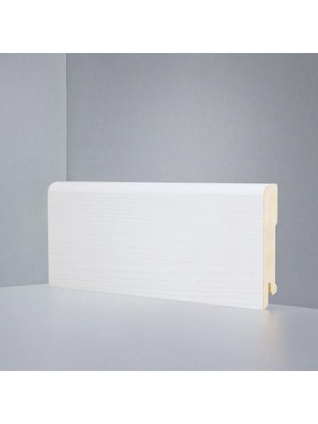 Плинтус Deartio (Деартио) B202-24 МДФ цветной прямой Лиственница светлая 2050х80х16