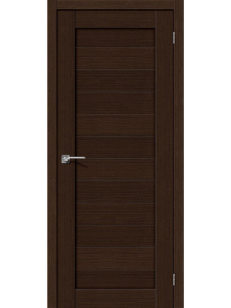 Межкомнатная дверь el'PORTA (Эль Порта) 3D-Graf Porta X Порта-21 Wenge, полотно