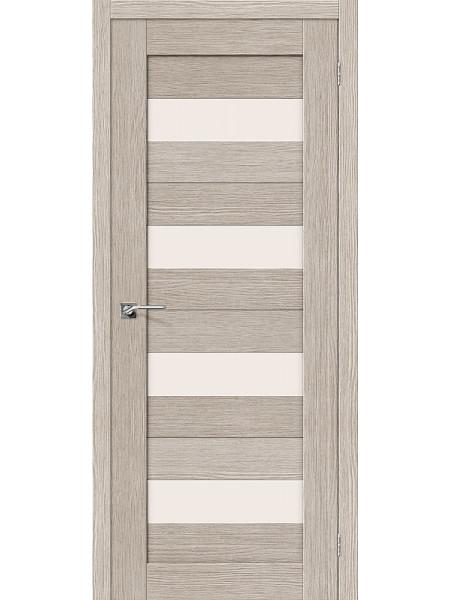 Межкомнатная дверь el'PORTA (Эль Порта) 3D-Graf Porta X Порта-23 Cappuccino Magic Fog, полотно