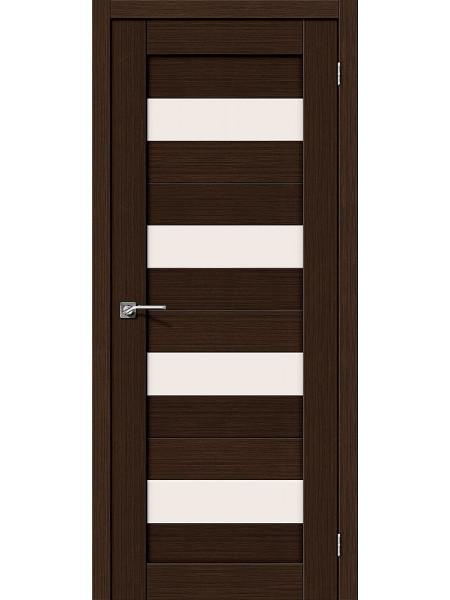 Межкомнатная дверь el'PORTA (Эль Порта) 3D-Graf Porta X Порта-23 Wenge Magic Fog, полотно