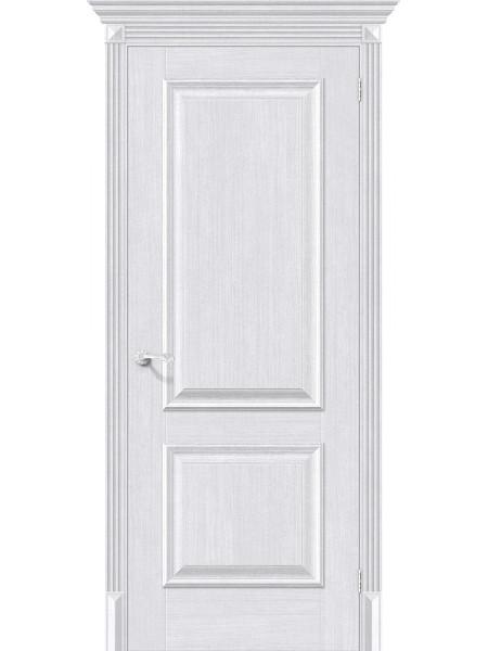 Межкомнатная дверь el'PORTA (Эль Порта) Classico S евро шпон Классико-12 Milk Oak, полотно