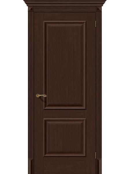 Межкомнатная дверь el'PORTA (Эль Порта) Classico S евро шпон Классико-12 Thermo Oak, полотно