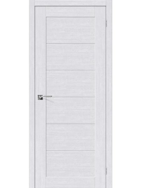 Межкомнатная дверь el'PORTA (Эль Порта) Legno евро шпон Легно-21 Milk Oak, полотно
