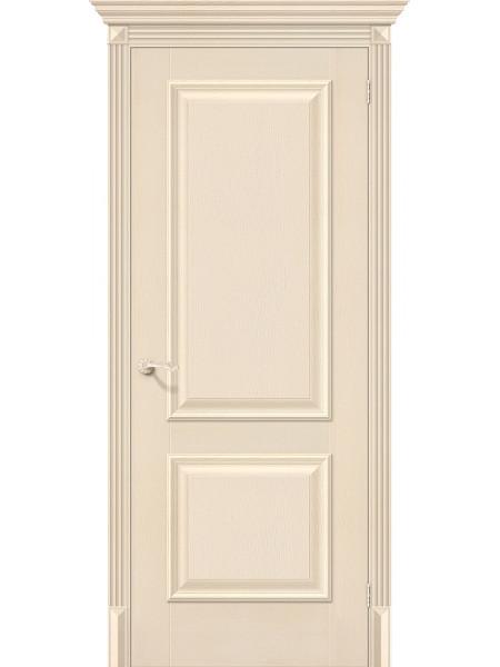 Межкомнатная дверь el'PORTA (Эль Порта) Classico S эко шпон Классико-12 Ivory, полотно